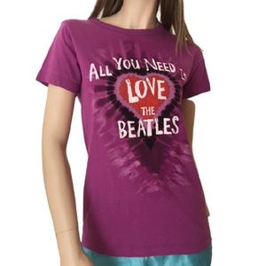 The Beatles t-shirt All you need is love XS XL New
